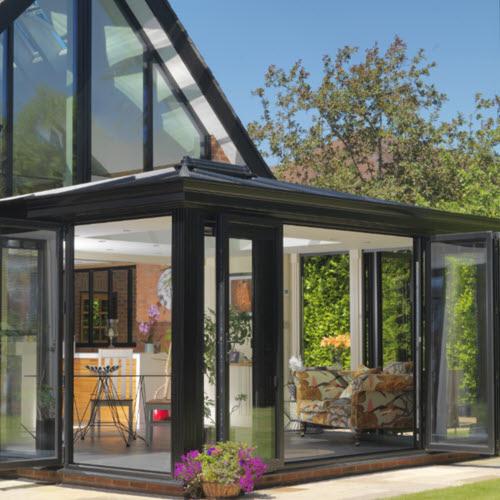 aluminium conservatories lancashire