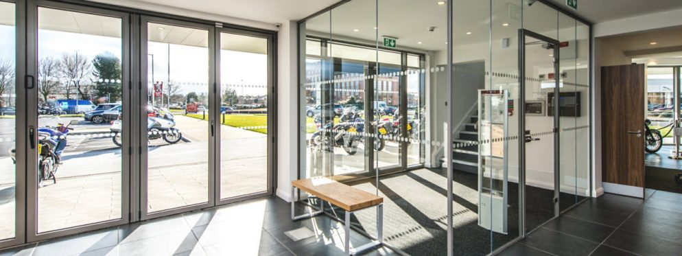 aluminium doors and windows preston