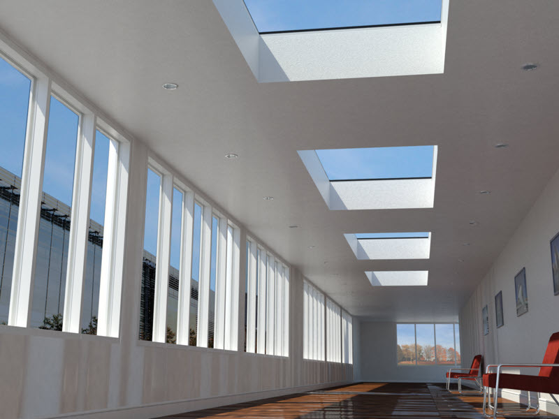 flat rooflights blackpool