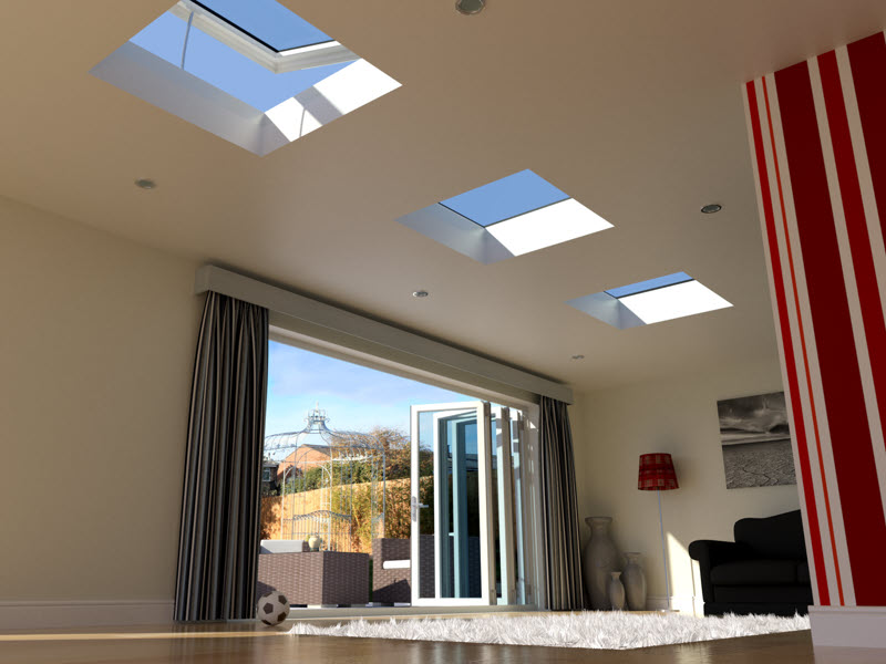 flat rooflights preston