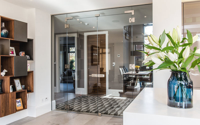 aluminium doors preston