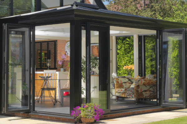 aluminium conservatories preston